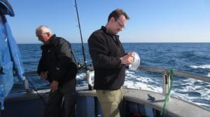 Fiskeriet forberedes på forskellig vis